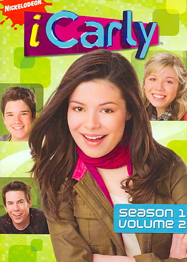 ICARLY SEASON 1 VOL 2 BY ICARLY (DVD)
