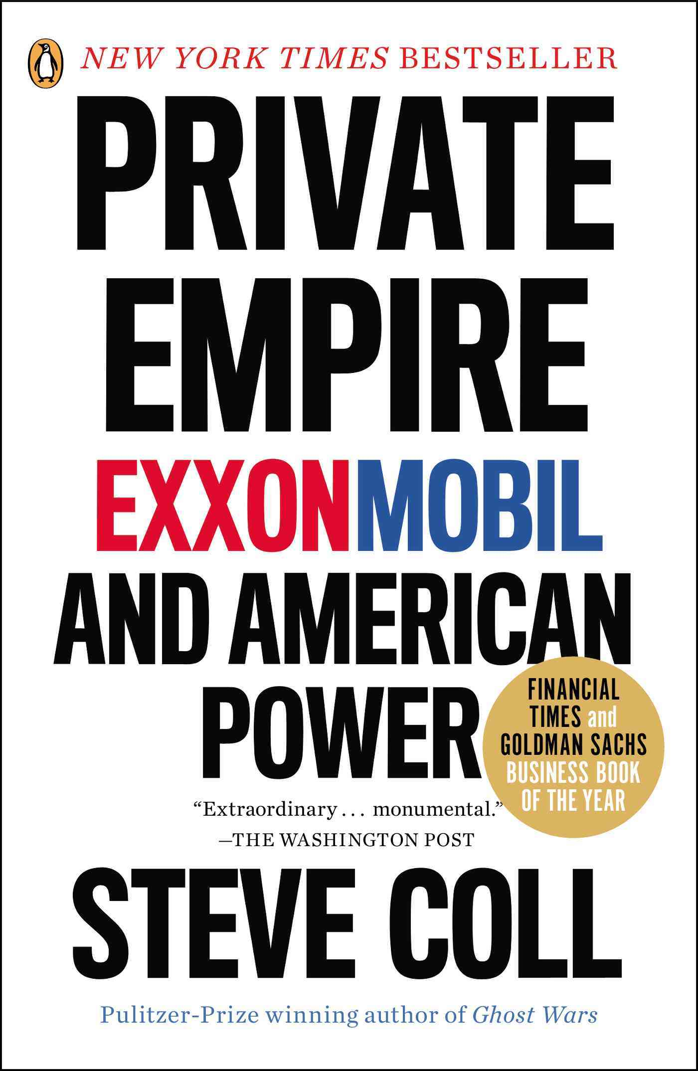 Private Empire By Coll, Steve